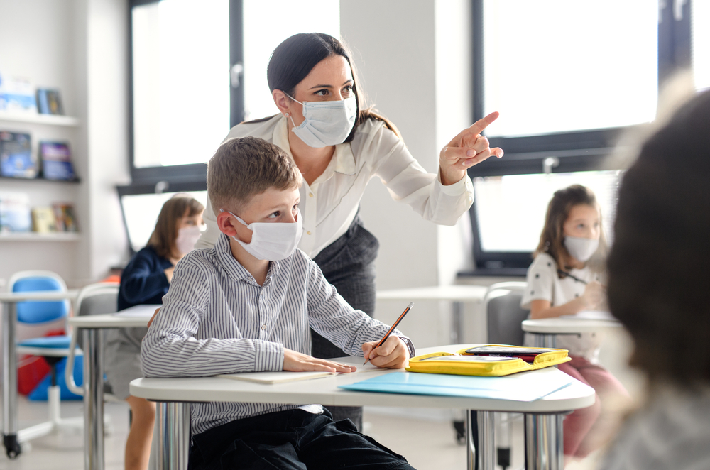 Keep Students & Staff Healthy with Safe Spray's Electrostatic Disinfection Services