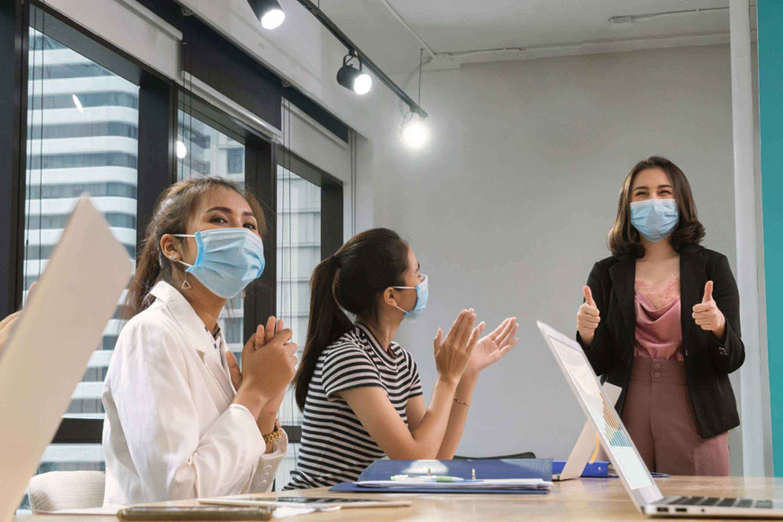4 Tips to Prevent Infection in the Workplace