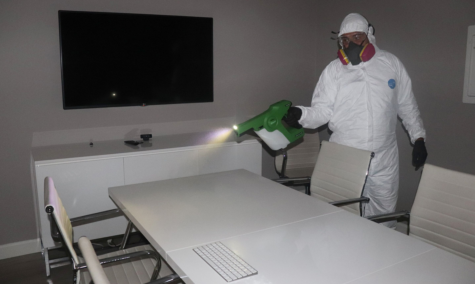 How Using An EPA-Approved Antimicrobial Surface Coating Can Kill Viruses for Up to 30 Days