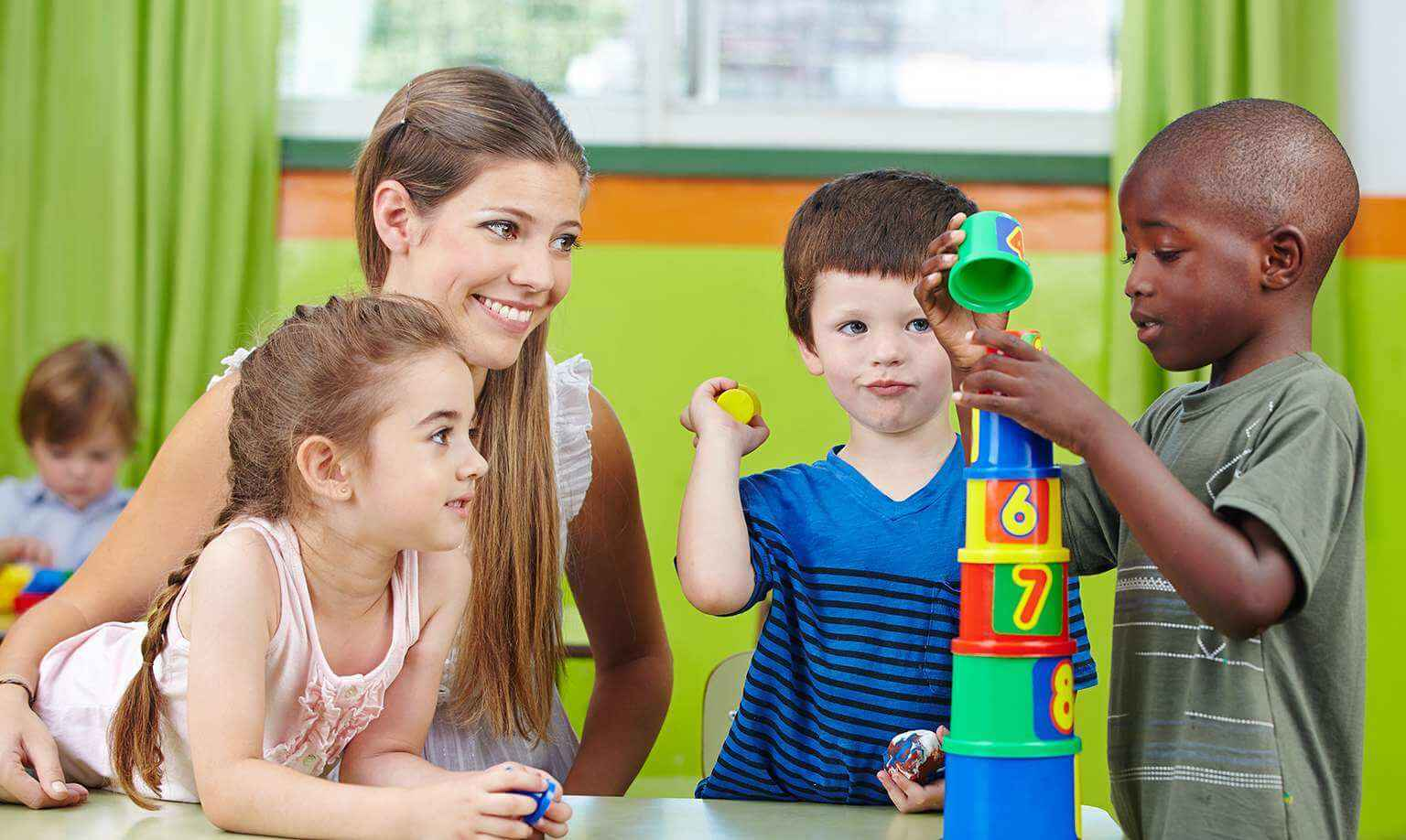 Making Daycare Facilities Safer and Cleaner