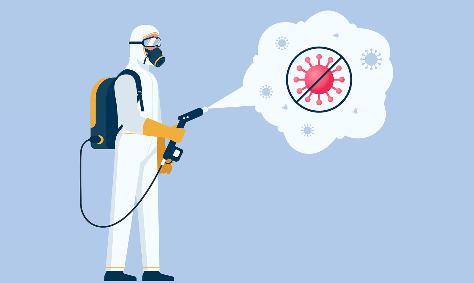 Keeping Your Restaurant Clean with Safe Spray