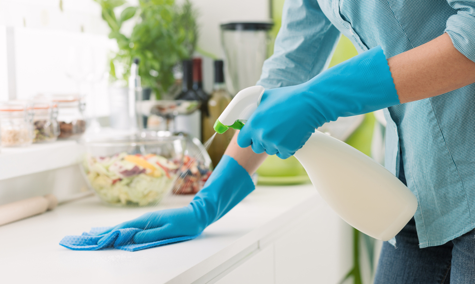 Understanding Dwell Time When Disinfecting