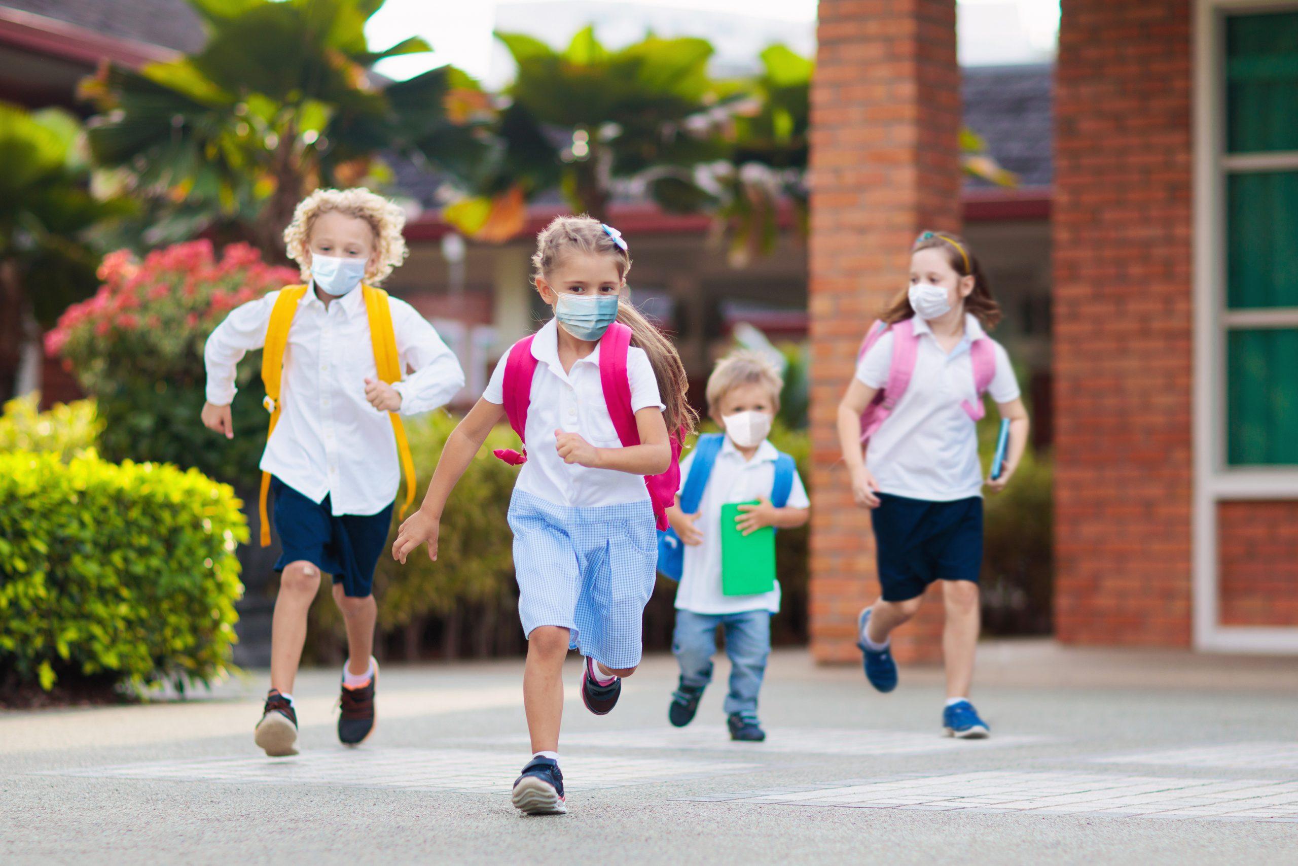 Back-to-School Germ Defense Tips